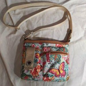 Lily Bloom crossbody bag / purse